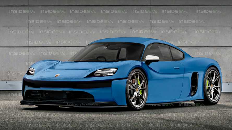 Does The Mission R Racing Concept Preview A Production Porsche EV?