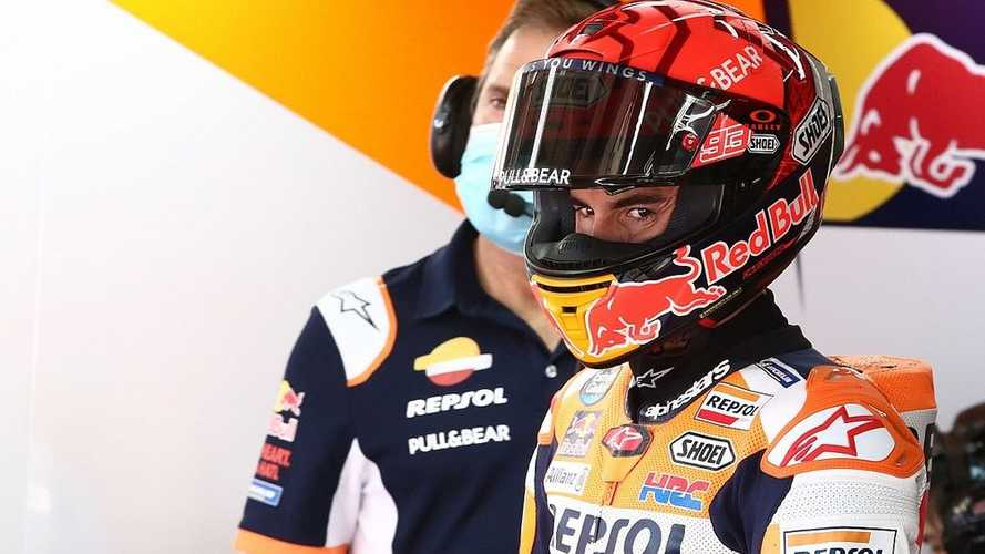 Marc Marquez Still Struggles With Right Arm Pain During Races