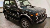 Dieser spezielle Lada Niva Legend kostet 19.900 Euro