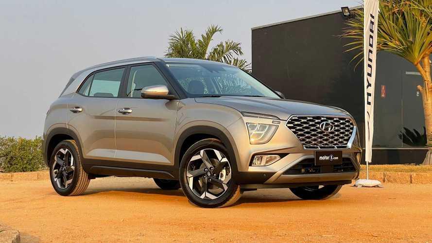 Hyundai lança Novo Creta 2022 no Brasil a partir de R$ 107.490