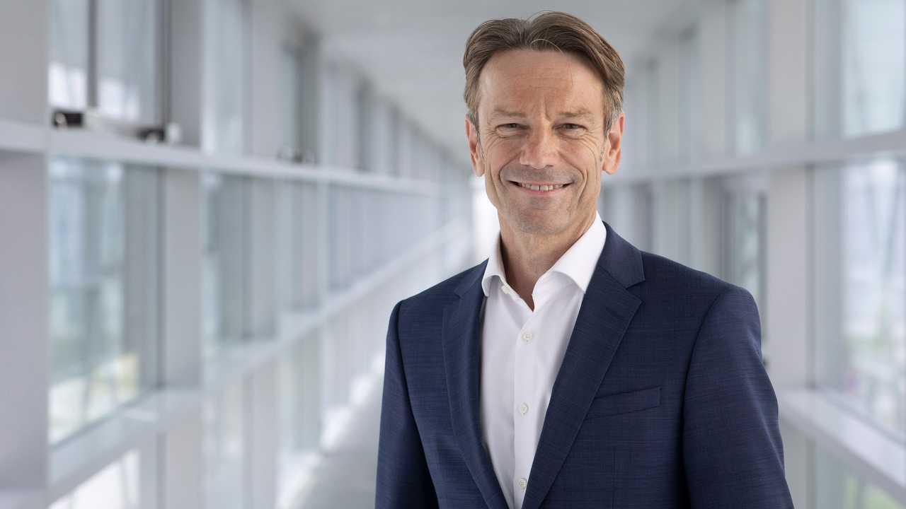 Der künftige Opel-CEO Uwe Hochgeschurtz