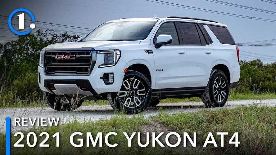 2021 GMC Yukon AT4 Review: Off-Road Alternative