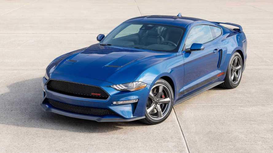 A V8 nem hazudik, de mégis gyengébb lesz az új Mustang az elődjénél
