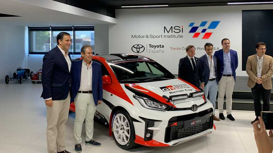 Toyota Gazoo Racing Iberian Cup: la nueva copa monomarca de rally