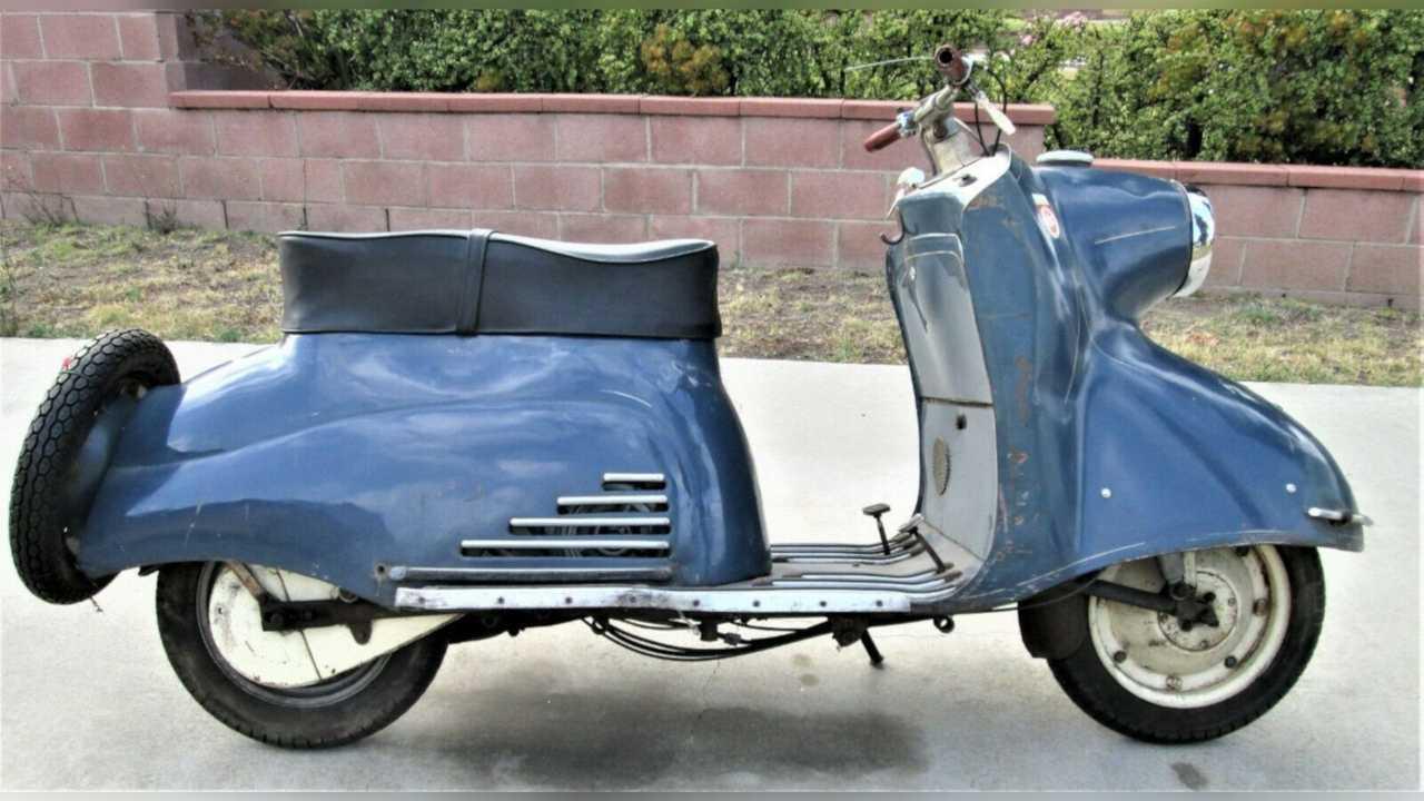 KTM Mirabell, de 1956, a subasta