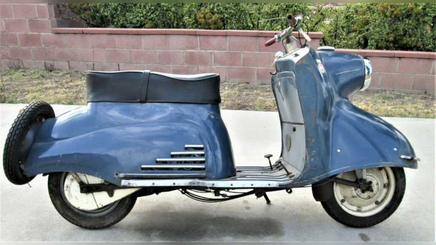You Could Bring This Rare 1956 KTM Mirabell Scooter Home Right Now