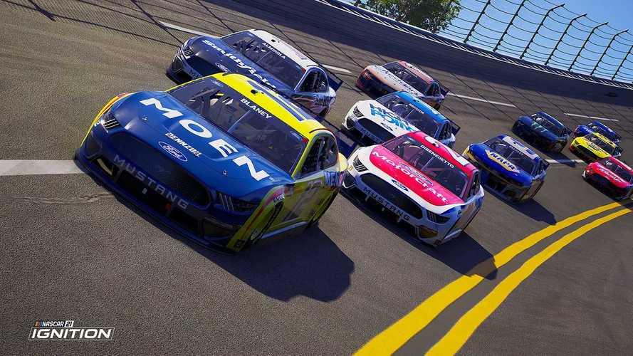 Svelato ufficialmente NASCAR 21: Ignition, giocabile da ora