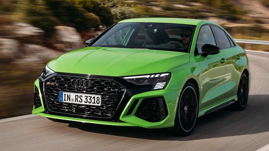Audi RS 3 Limousine (2021) im Test