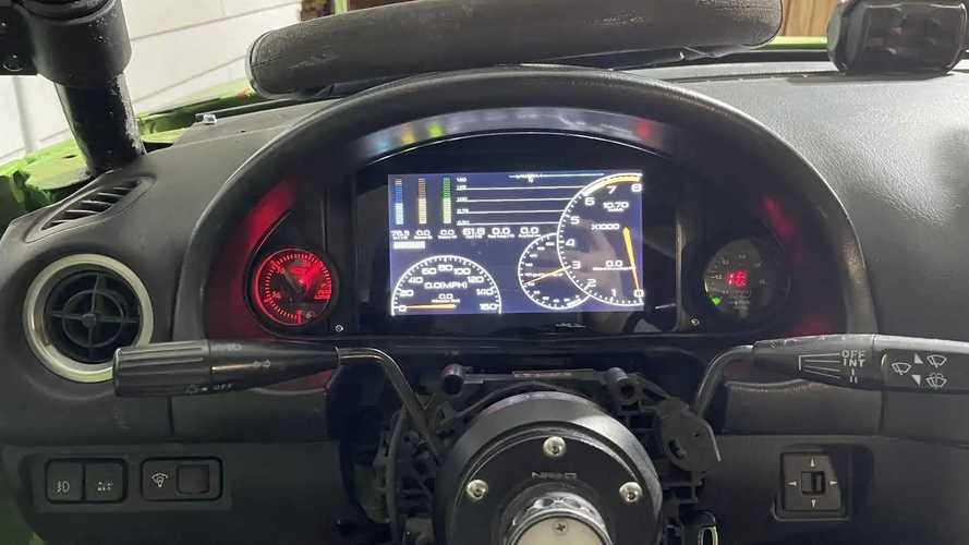 Foto - Il tuning estremo sulla Mazda MX-5 del 2000