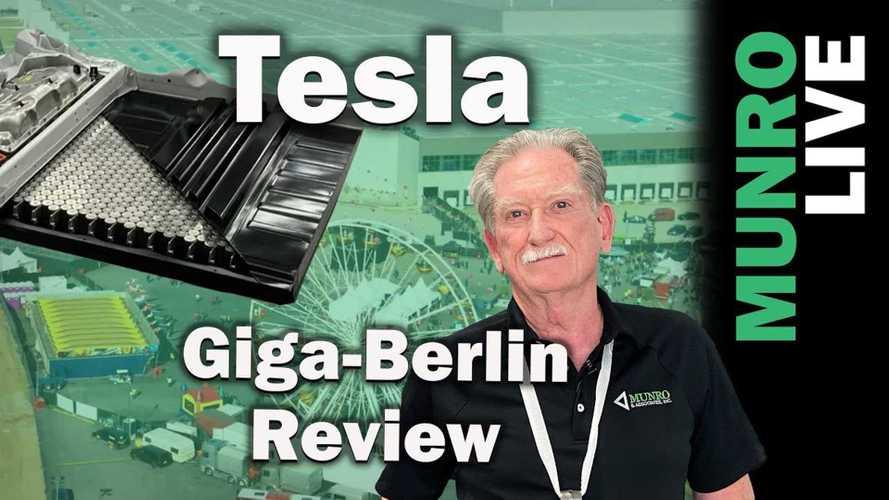 Munro Live Discusses The Tesla Giga Berlin Presentation