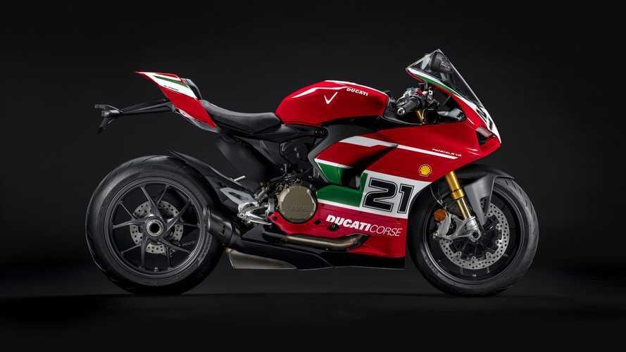 Ducati Rilis Panigale V2 Spesial untuk Hormati Troy Bayliss