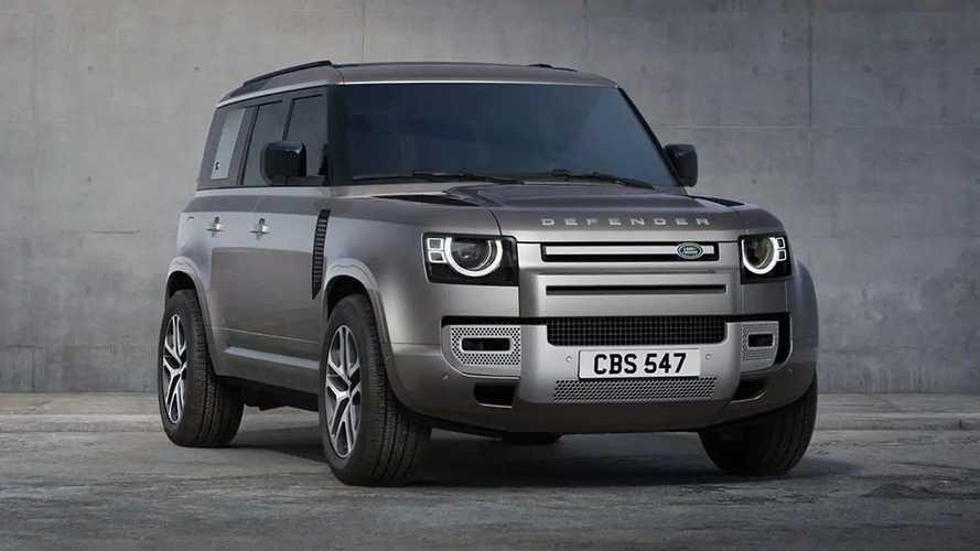 Land Rover Defender 2022 parte de R$ 543.950 com nova multimídia