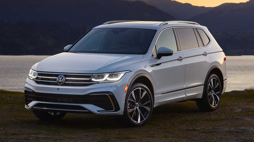 Volkswagen Prices Refreshed 2022 Tiguan Above $26,000 To Start