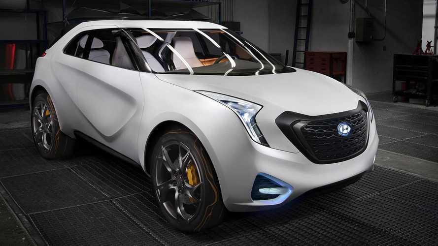 Prototipos olvidados: Hyundai Curb Concept (2011)