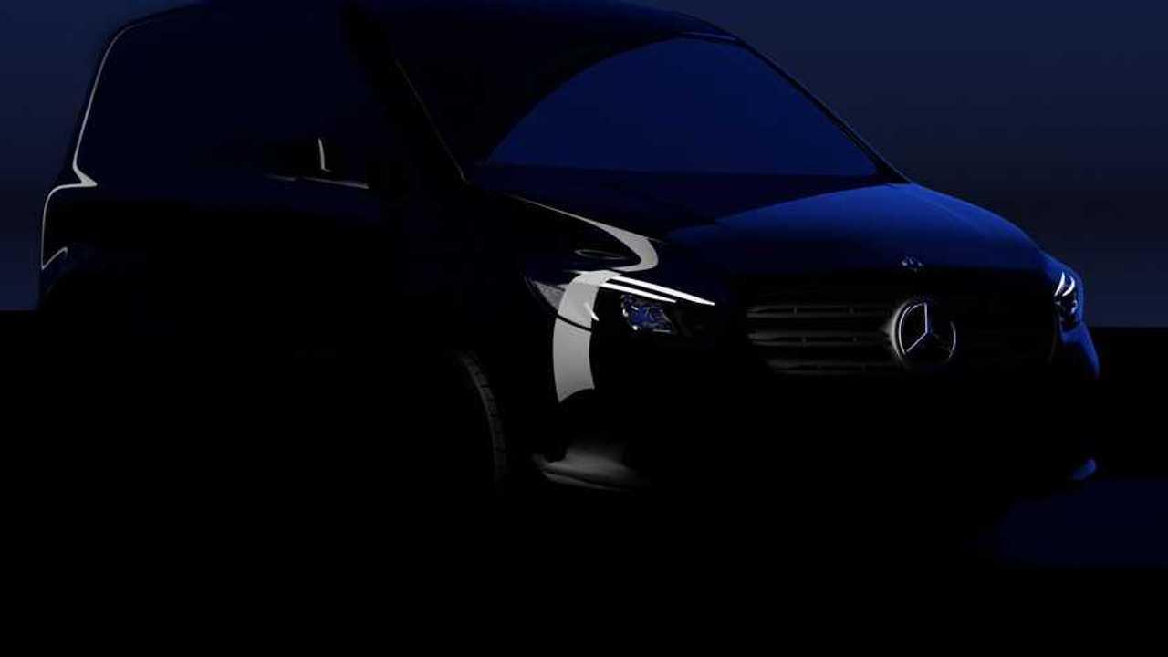 Mercedes-Benz nuovo Citan 2022