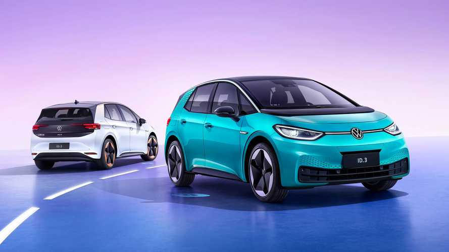 Volkswagen Officially Introduces ID.3 In China