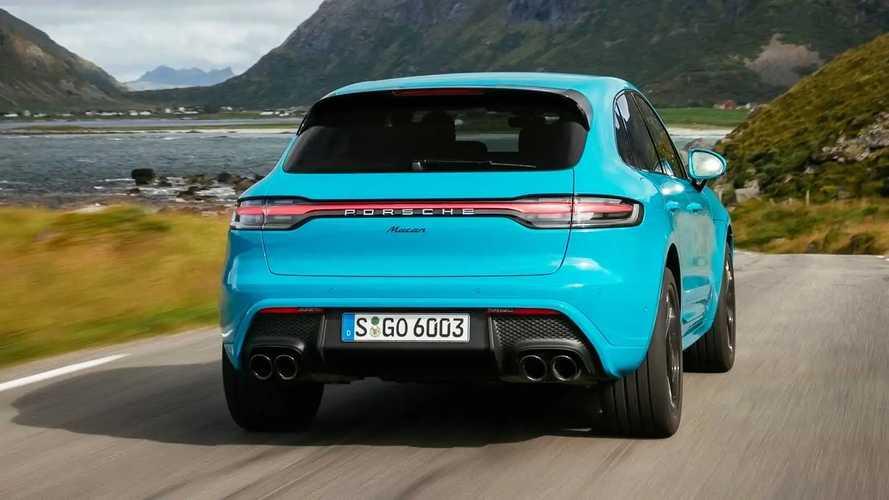 Porsche Macan 2021, la prova