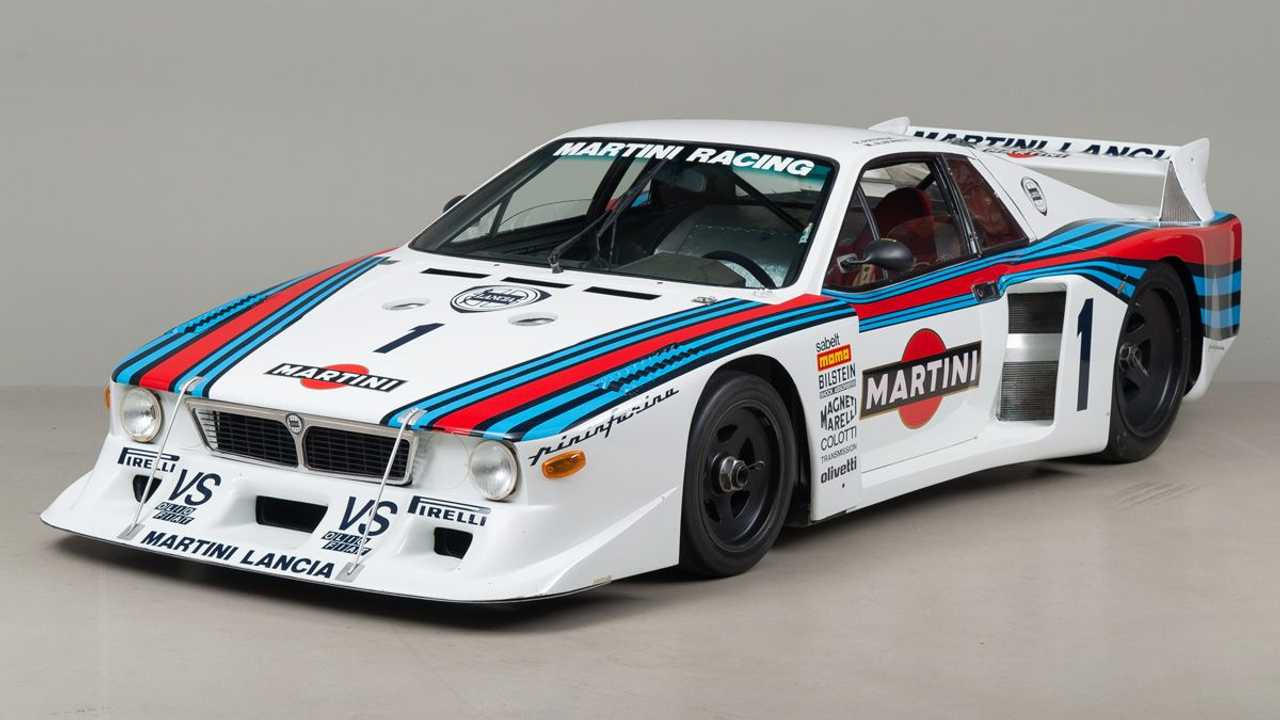 1979 Lancia Beta Montecarlo Turbo