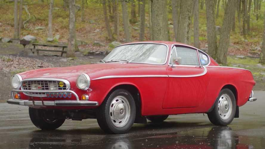 Volvo P1800 de 1966 con 5 millones de kilómetros
