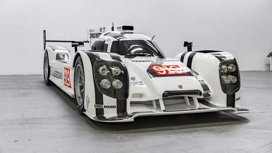 Qui veut de cette Porsche 919 Hybrid ?