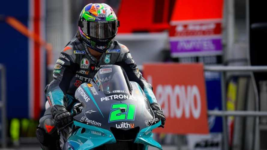 Morbidelli Likely To Take Viñales' Yamaha Factory Seat In 2022