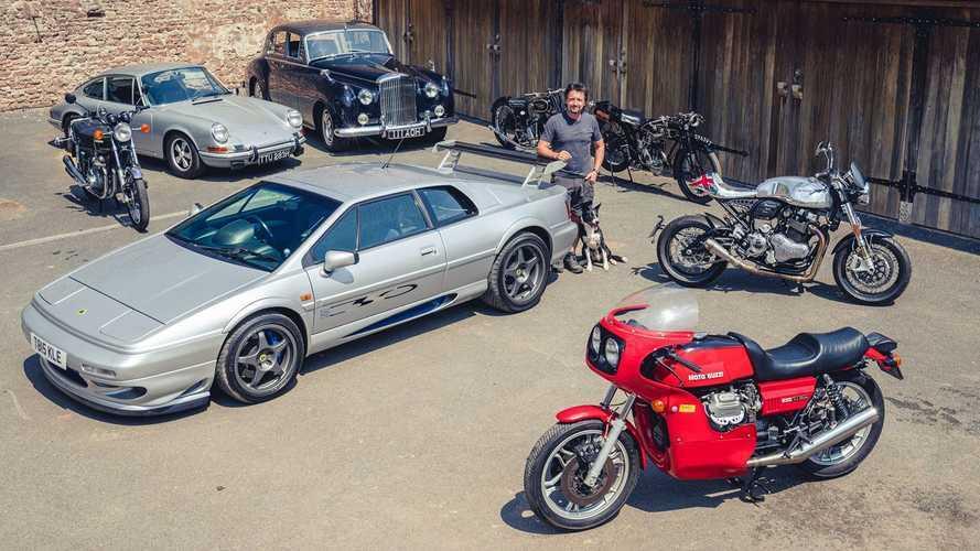 Plusieurs véhicules appartenant à Richard Hammond aux enchères