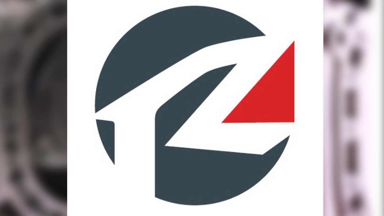 A new R logo trademarked by Mazda in Japan.
