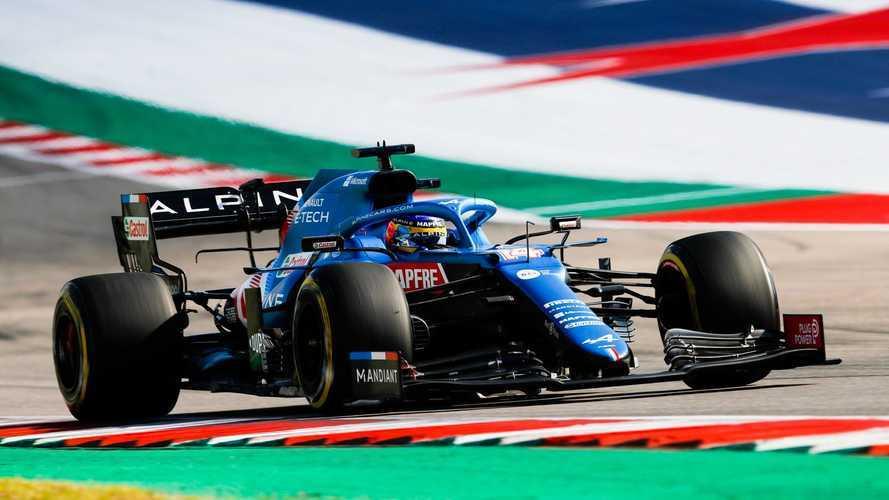 F1, Alonso perplesso dalle decisioni FIA ad Austin