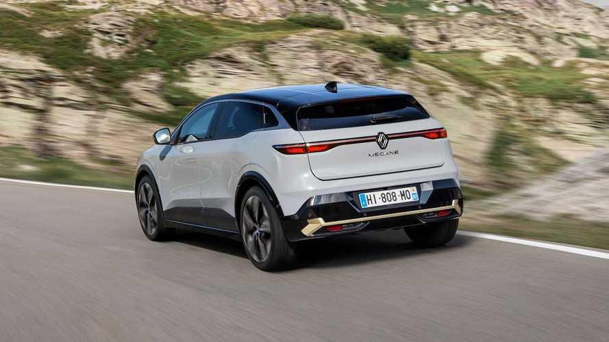 Renault Megane E-Tech Electric - Toutes les infos et les photos