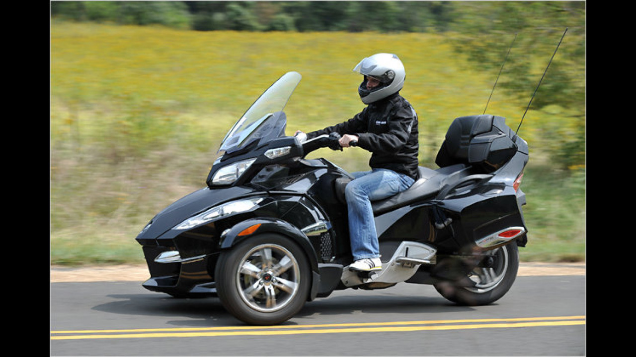 BRP Can-Am Spyder