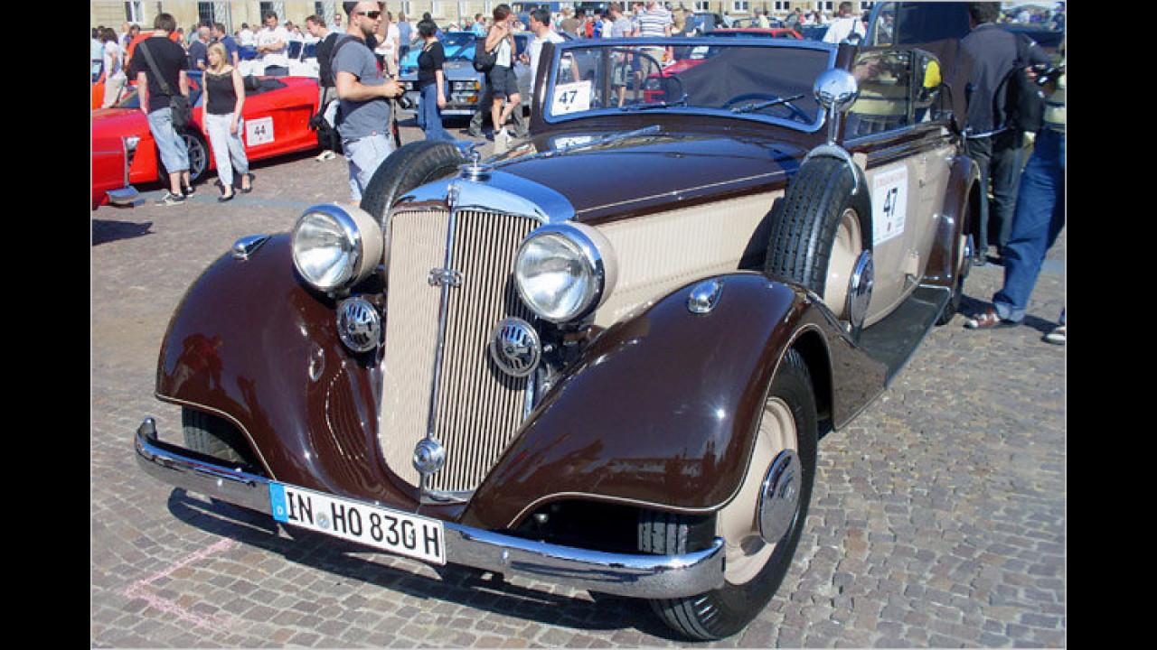 Horch 830 BL Sedan Cabriolet
