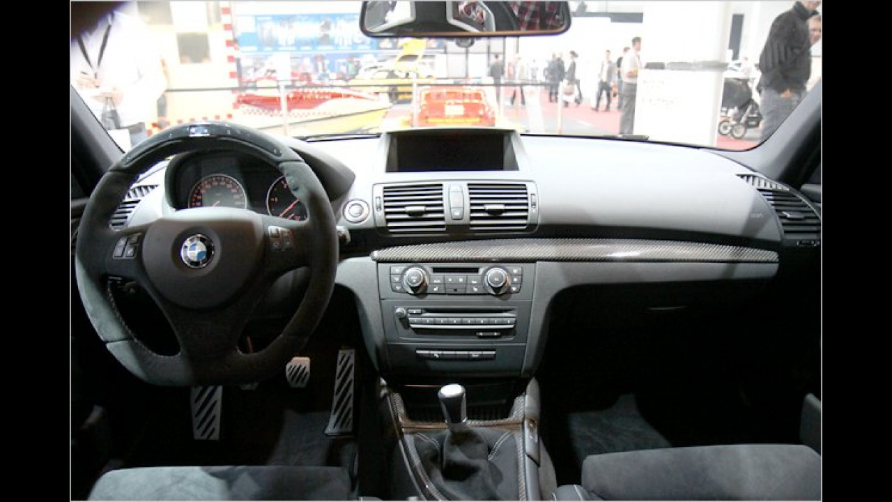 BMW 120d Performance