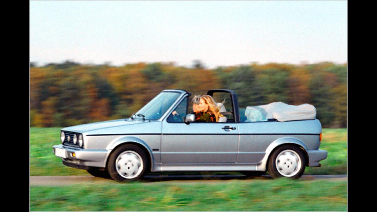 VW Golf I Cabrio (1979-1994)