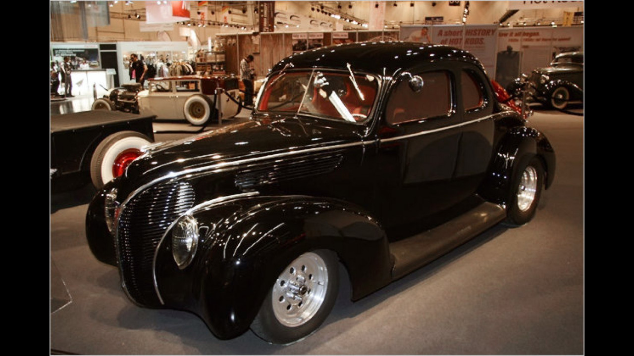 Ford V8 Deluxe Coupé 1938