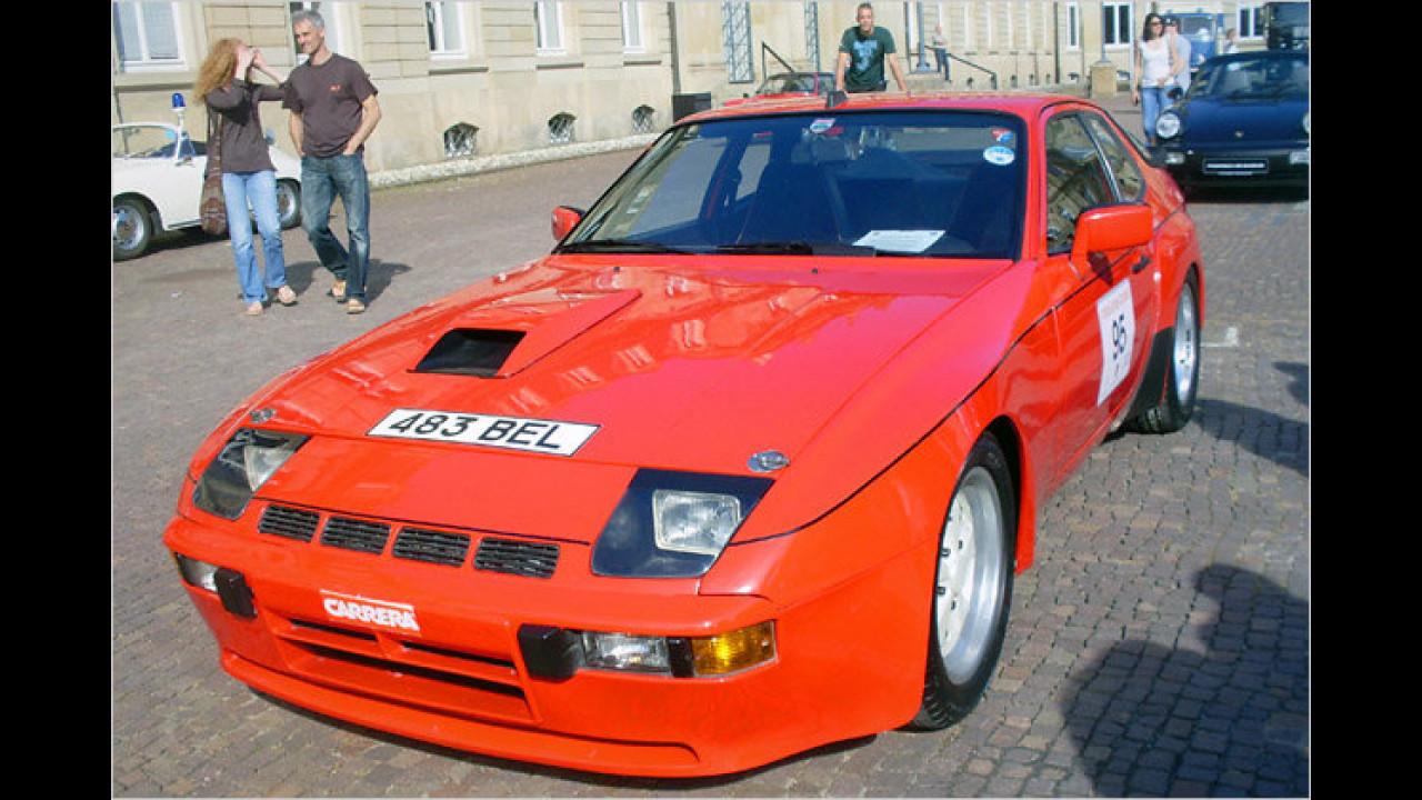 Porsche 924 GTS