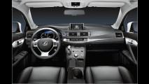 Lexus-Hybrid: Preis fix
