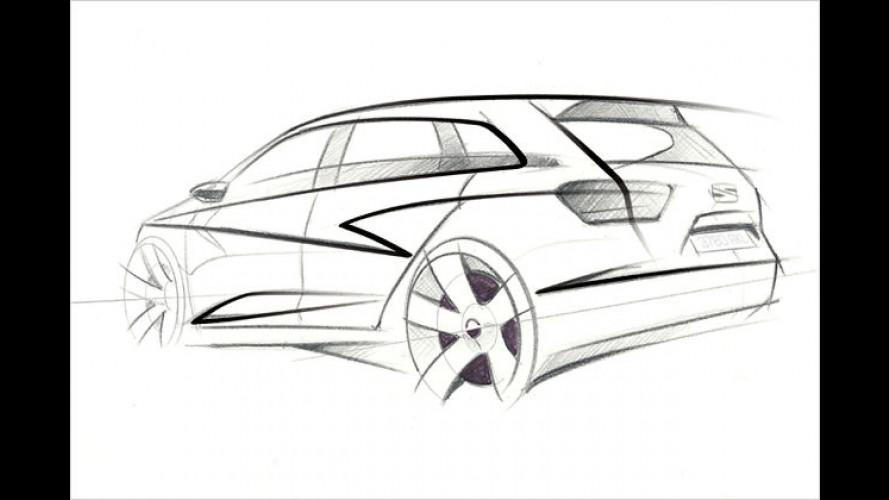 Seat Ibiza ST Concept: Grüße aus Córdoba