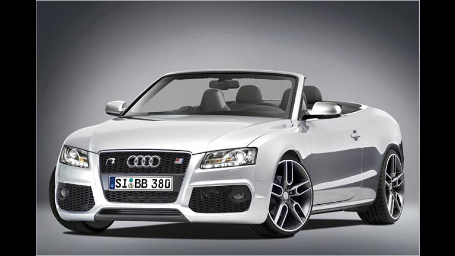 B&B macht sich an die Audi-A5-Reihe