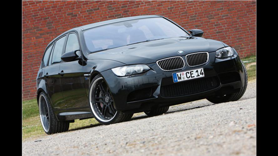 Von BMW-Fans gewünscht: M3 Touring mit V10-Motor ist da