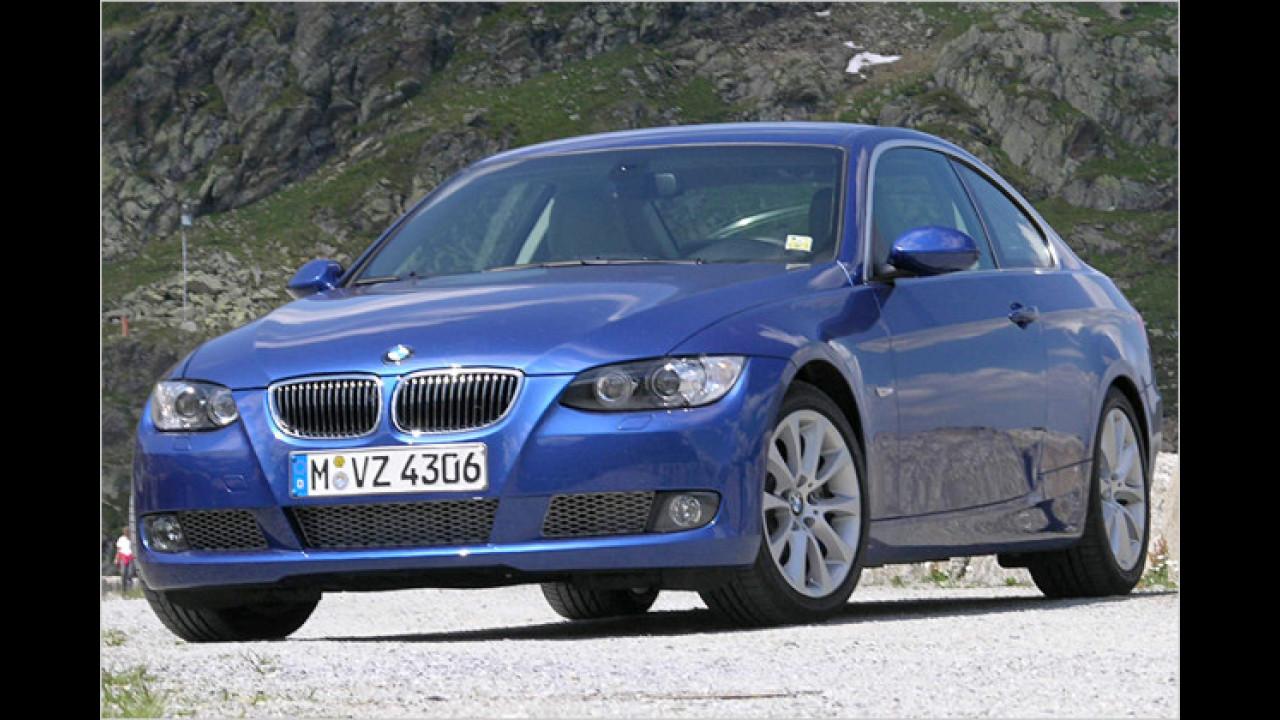 BMW 325i Coupé
