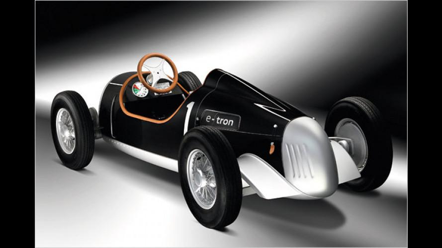 Kinder-Überraschung: Audi zeigt Mini-e-tron