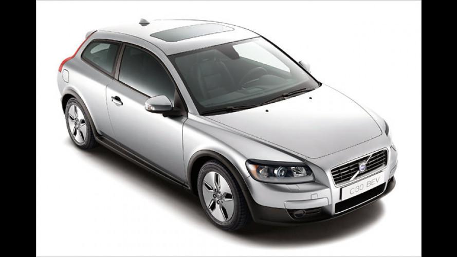 Volvo C30 BEV: Sauberer Schwede mit Elektroantrieb