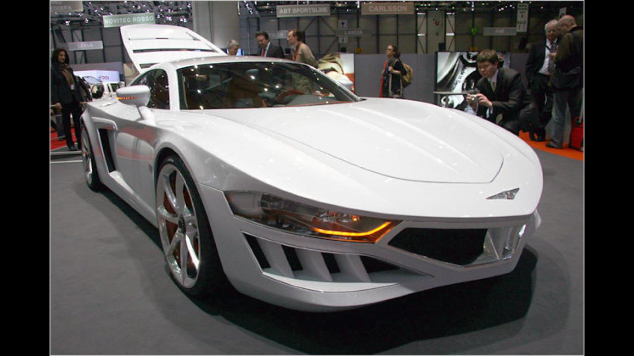 Hispano Siuza V10 Supercharged