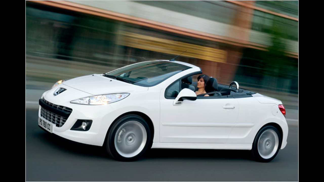 Peugeot 207 CC HDi 110