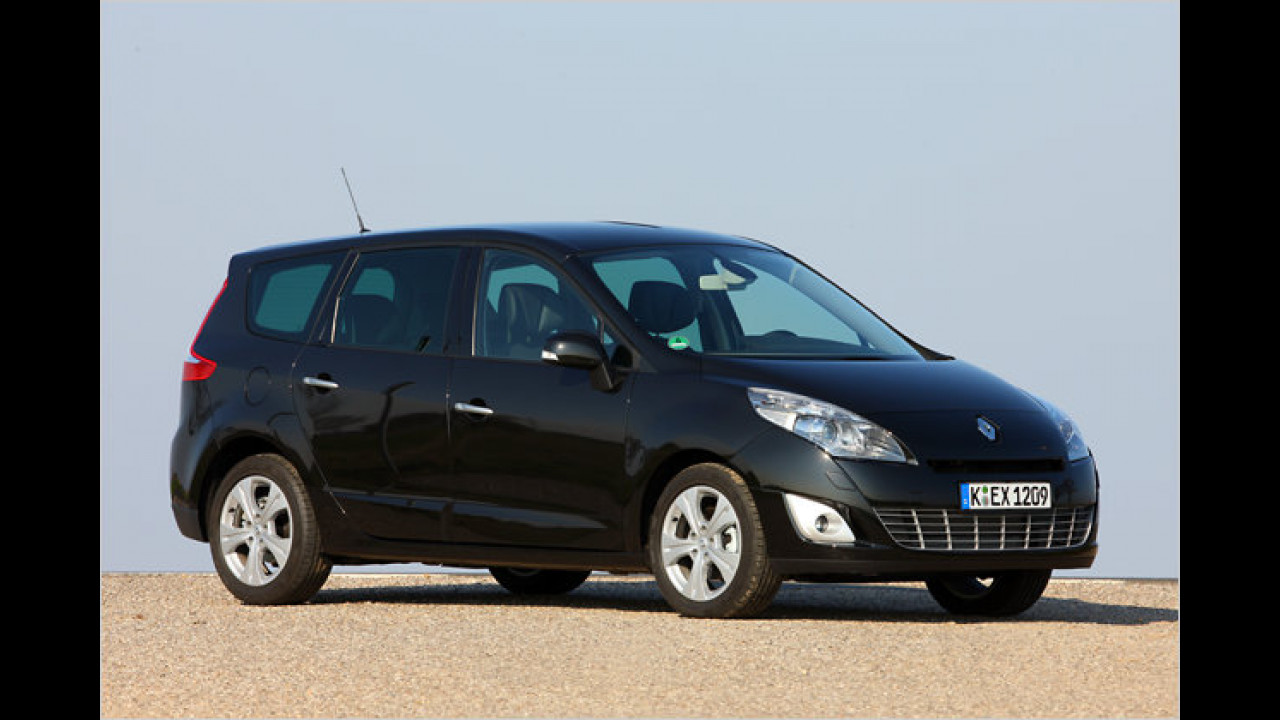 Renault Grand Scénic 1.5 dCi 110 FAP Expression