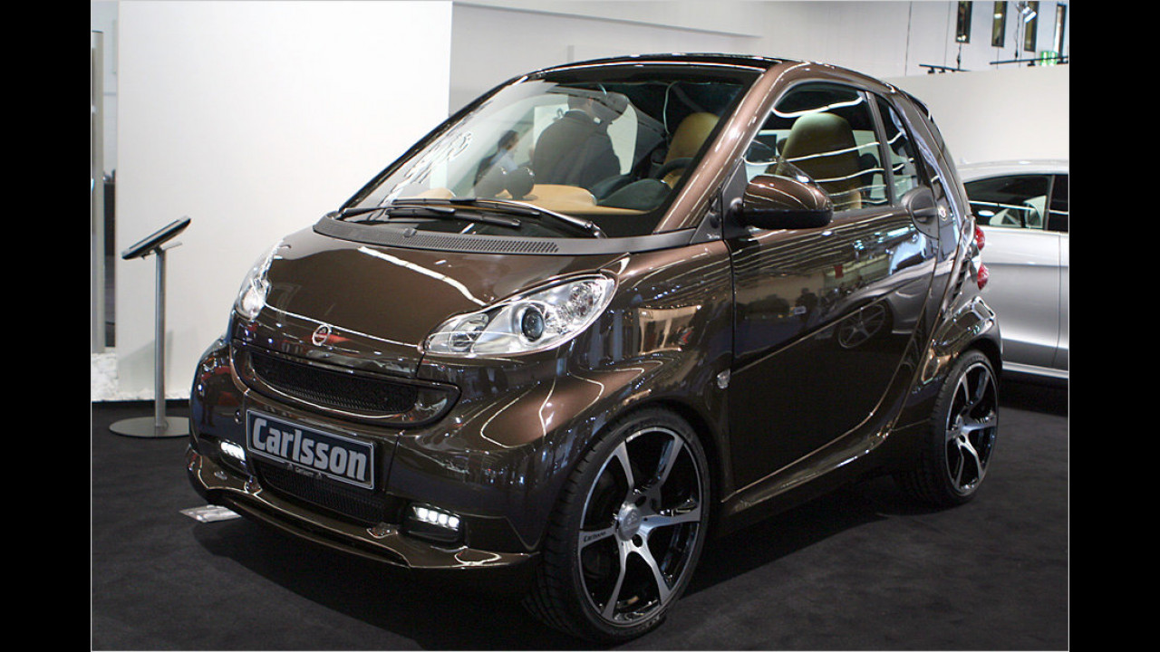 Carlsson Smart Fortwo Coupé