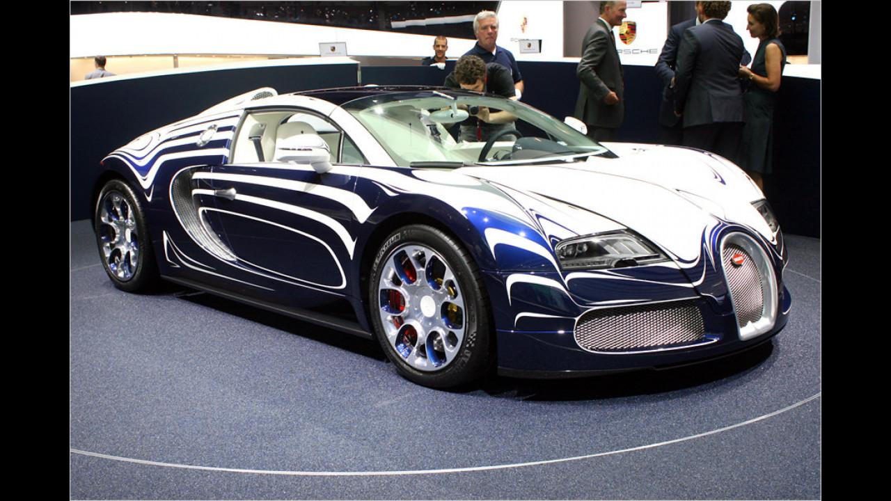 Bugatti L`Or Blanc