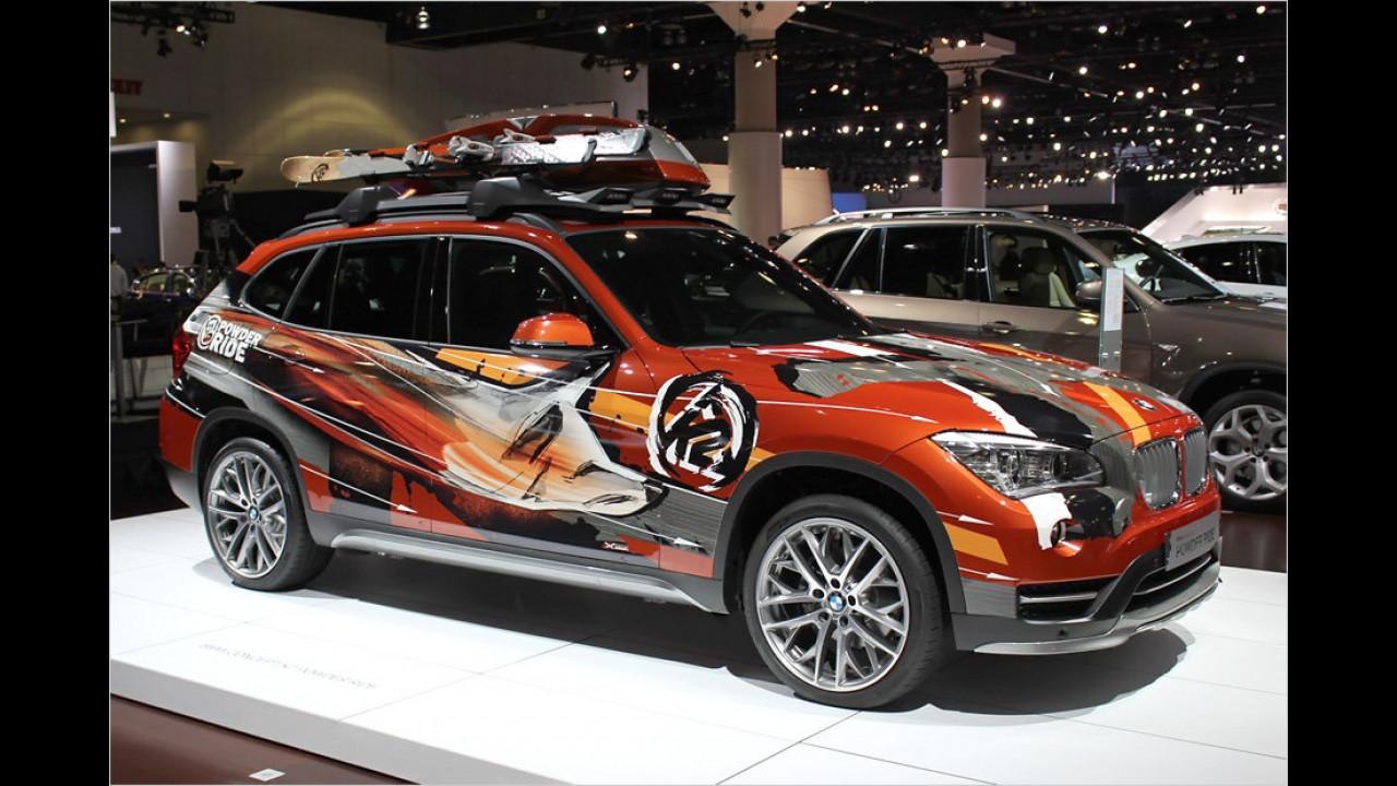 BMW X1 K2 Power Ride