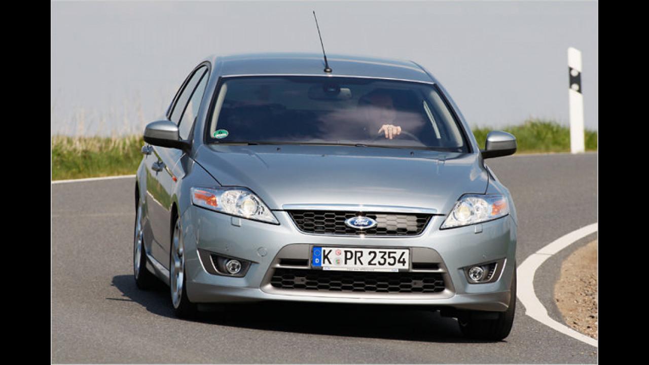 Ford Mondeo 2.0 FFV LPG Trend