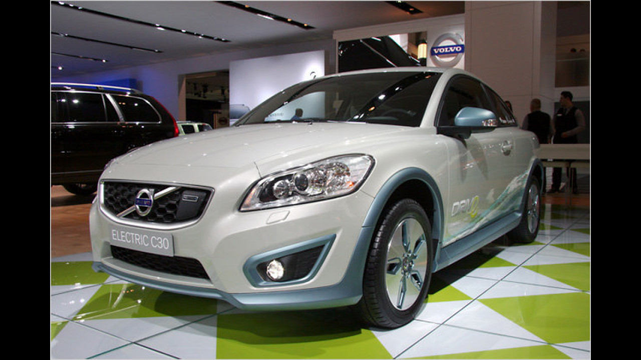 Volvo Electric C30